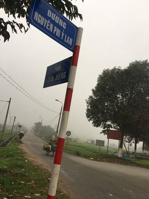 Bán nhà 100m2 Nội Trì, Từ Sơn, giá 1,7 tỷ.