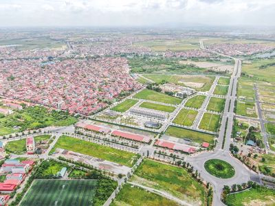 3.15 tỷ sở hữu 120m2 đất DCDV Trang Hạ, Từ Sơn.