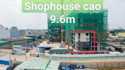 Bán shophouse picity high park quận 12 giá rẻ