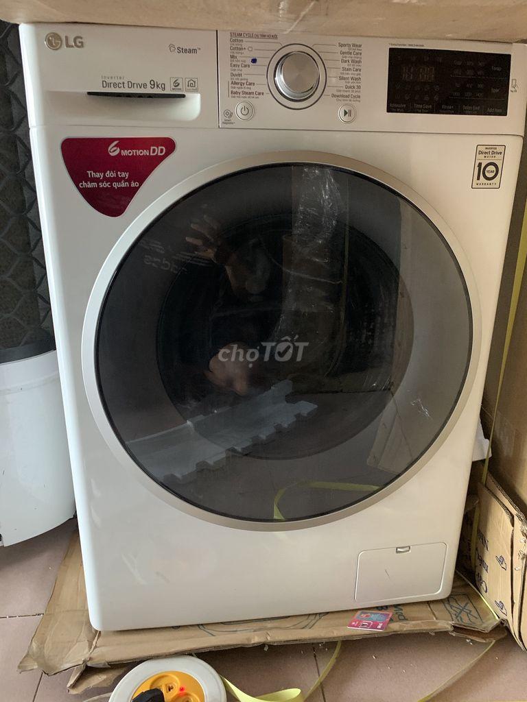 Máy giặt LG Inverter 9 kg FC1409S4W - 77738964