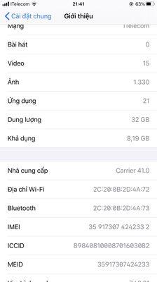 iphone 7 plu Bán hoặc GL 7plus