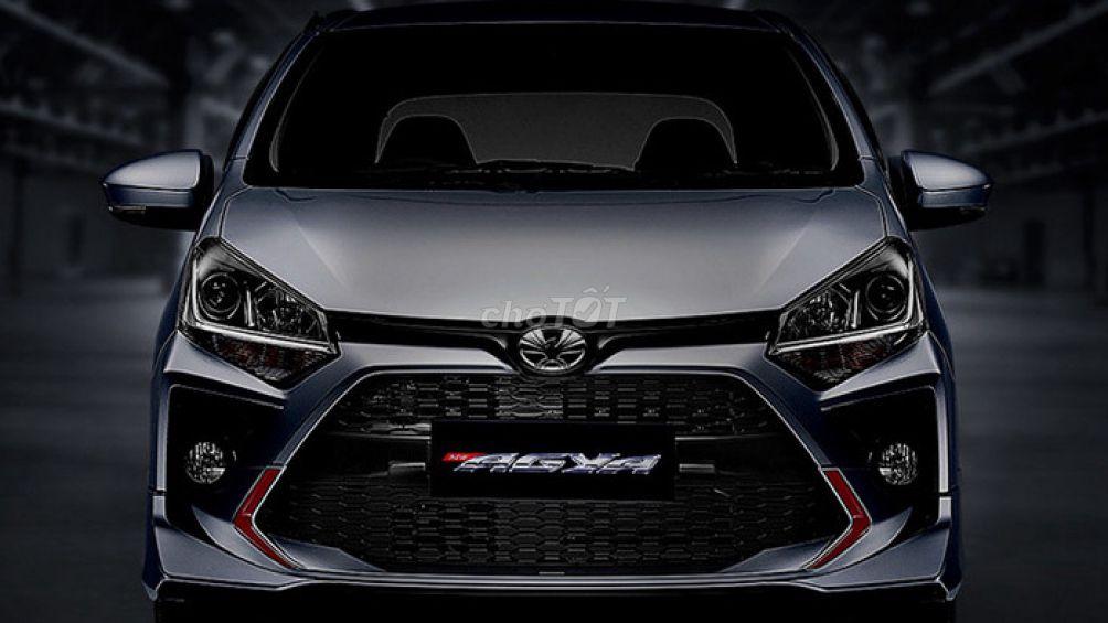 Toyota Wigo New Tự động Nhập Khẩu Trả Trước 100tr