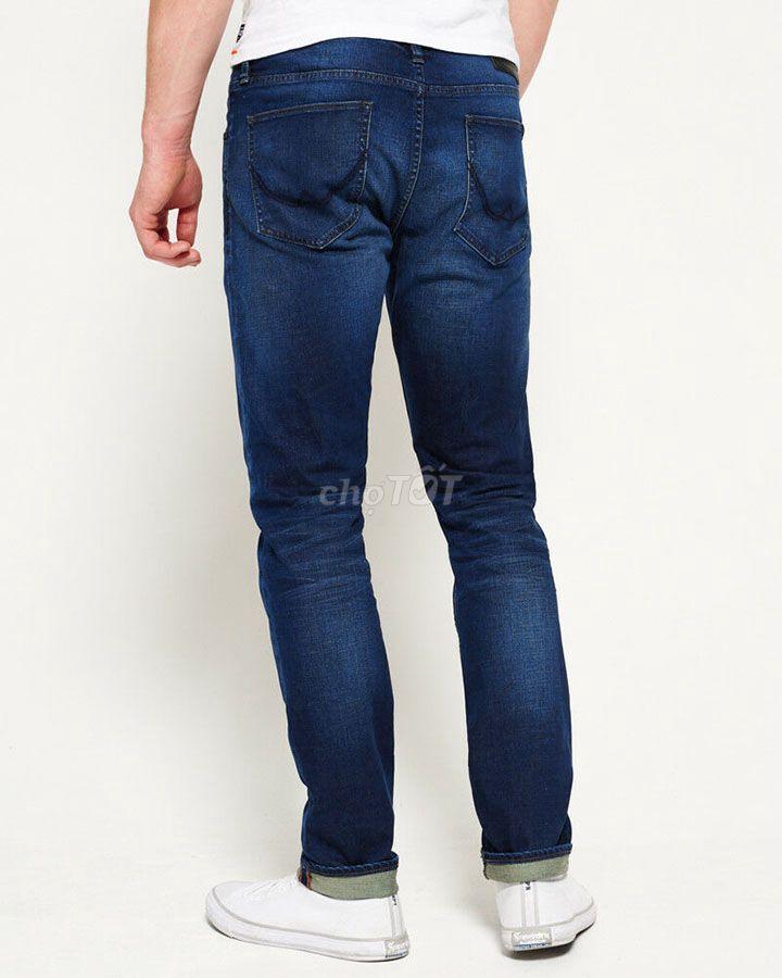 Mẫu quần jean nam cao cấp