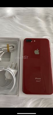 iPhone 8 plus 64 GB đỏ mua iPhone xs max bán 98%