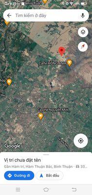 Bán 50.000m2 đất cây trồng, đường Xe Tải vào Vi Vu