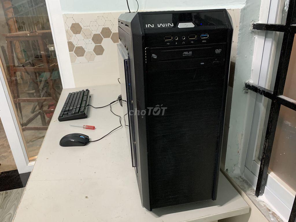 Cần bán thùng máy chơi game i7