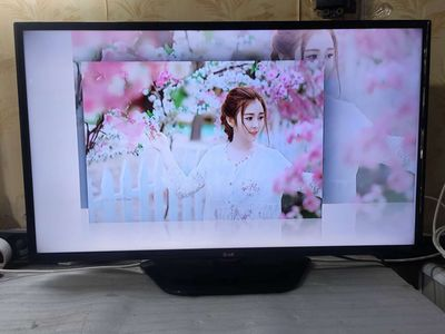 Tivi LG 42inh Led mỏng đẹp