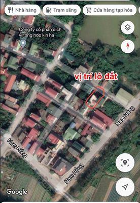 cần bán 64m2(4x16m vuông đét )Nam Hồng - Đông Anh