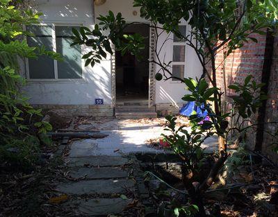 Nhượng qsd nhà vườn trên đất 102m2, ngõ xe 1tấn25