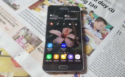 Samsung Galaxy Note5 Dùng mượt Selfie Ngon Zin 98%
