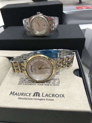 Đồng hồ Maurice Lacroix size 38 swiss made