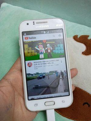 Bán điện thoại Samsung Galaxy J1 màu trắng