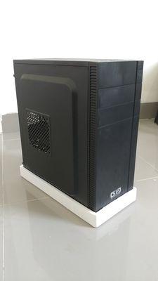 thùng H61-i5(3570), ram 8gb hdd 1TB, card Gt630