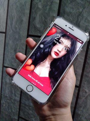 Cần bán iphone 6 64gb trắng pin 100%