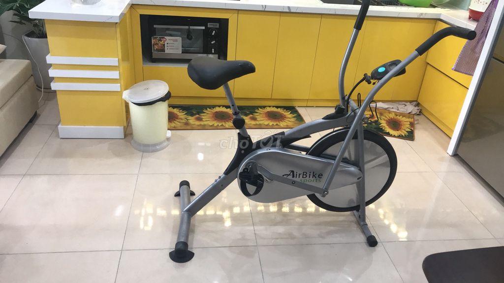 0332080888 - Cần bán xe đạp thể dục trong nhà Air bike