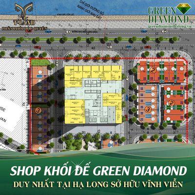 Shophouse Thành phố Hạ Long 113m²