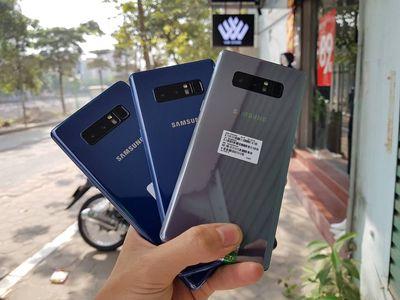 Samsung NOTE 8 [ 1 Sim và 2 sim ] + Đẹp 99%Fullbox