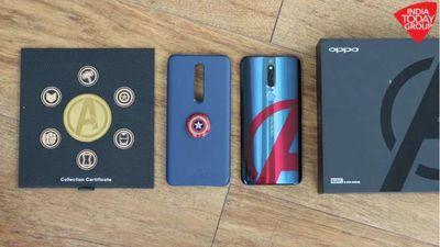 Oppo F11 Pro 6GB/128 GB Marvel