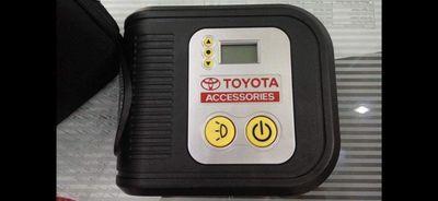 0787807455 - Bơm lốp điện tử ôtô chính hãng Toyota