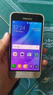 Samsung Galaxy J1  2016 2 sim Vàng