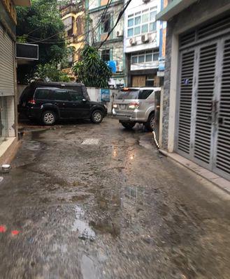 Bán 91m2 đất tặng nhà ngõ 67 Nguyễn Văn Cừ 5.35tỷ