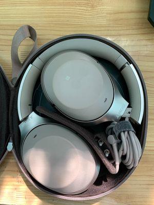 Tai nghe bluetooth chống ồn Sony Wh1000xm2