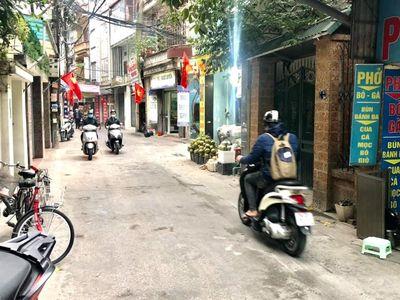 Siêu Hiếm Vương Thừa Vũ dt58m x 4 tầng MT7m Oto KD