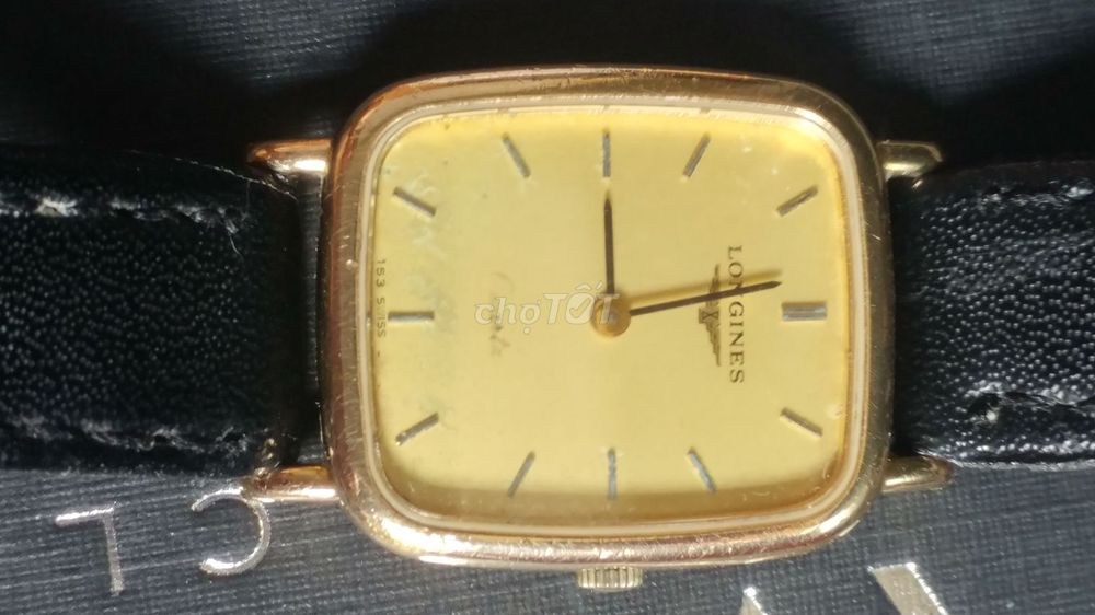 Đồng hồ Thụy sĩ Longines chính hãng