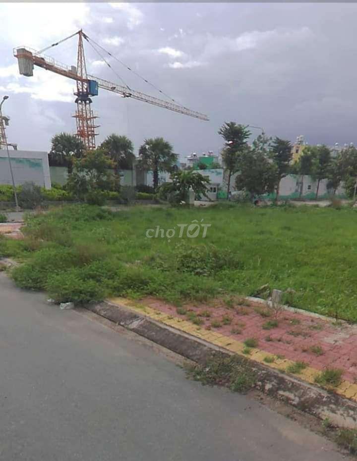 Bán đất mặt tiền Nguyễn Xí, Bình Thạnh, 80m2, shr