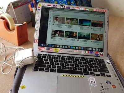 MacBook Air core i5 2014