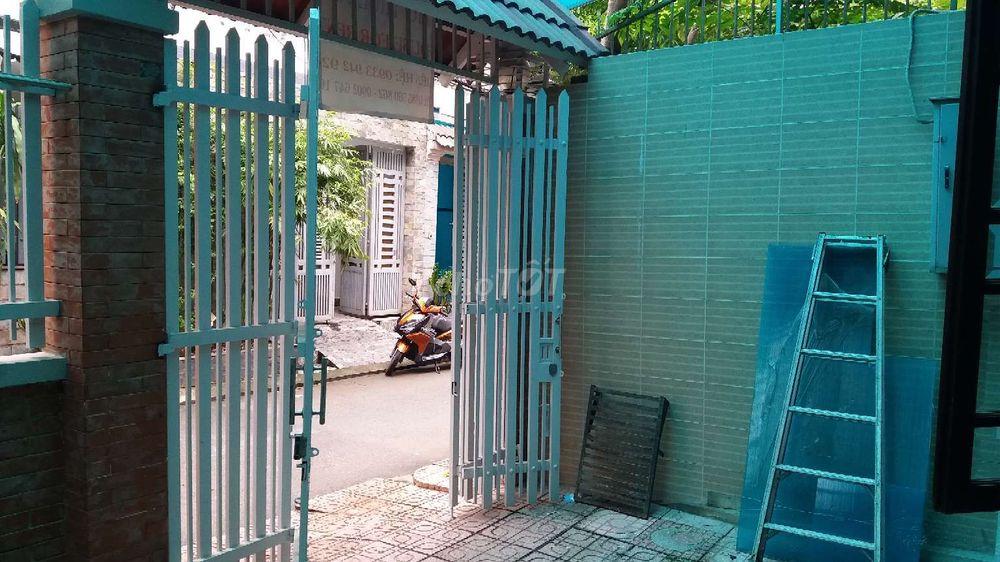 Nhà 1 trệt 1 lầu ,Đường 3, phường Thảo Điền ,Q 2