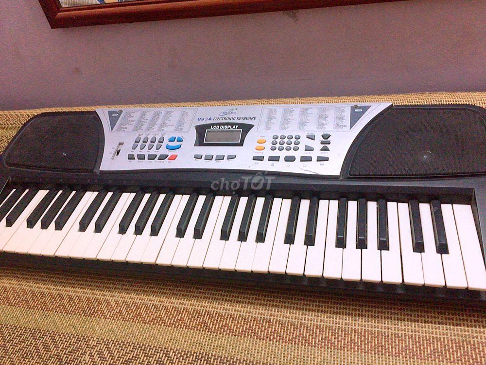 0984660820 - Đàn organ XY-893A 54 phím đàn