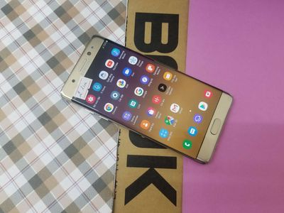 Samsung Galaxy Note FE Vàng 64 GB
