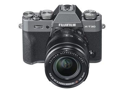 Máy ảnh Mirrorless Fujifilm XT-30 màu xám, còn mới