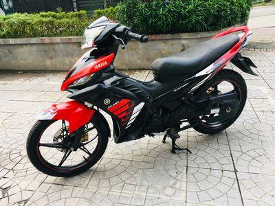 Yamaha Exciter 135 đỏ đen RC mua 2015 biển HN