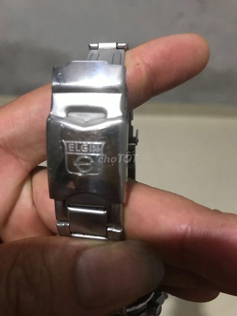 0966615881 - Đồng hồ nam ELGIN RADIO COTRO