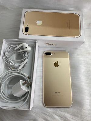 iPhone 7 Plus 32G Vàng QT Zin Đẹp Xài Ngon Mua FPT