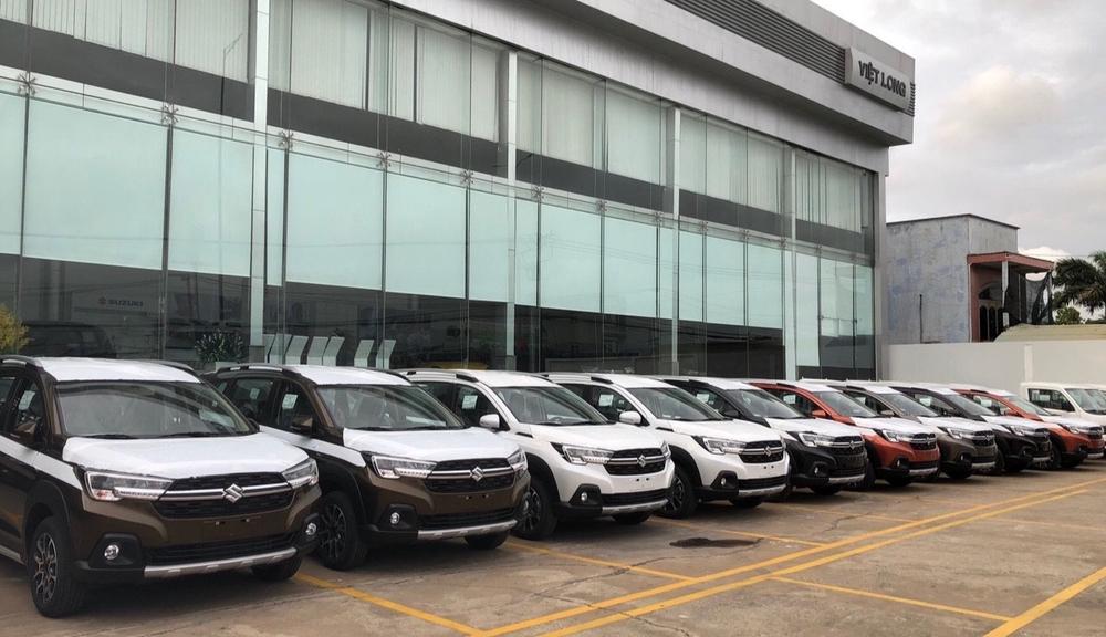 Suzuki Cars Việt Long Quận 12