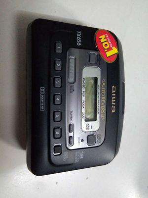 Aiwa TX656 Cassette Radio FM/AM Stereo Walkman 99%