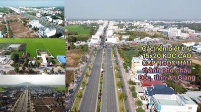 Đất Thành phố Châu Đốc 300m²