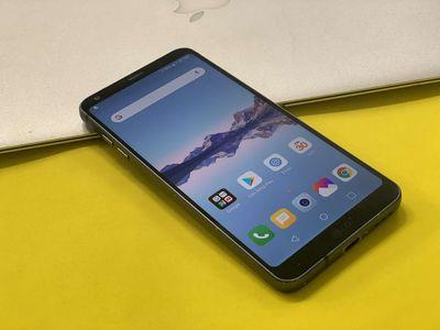 Bán LG G6 màu đen 32gb zin đẹp keng🍎🍒