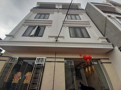 Chính chủ bán nhà 4 tầng ở TĐC ĐỒNG HÒA - SĐCC