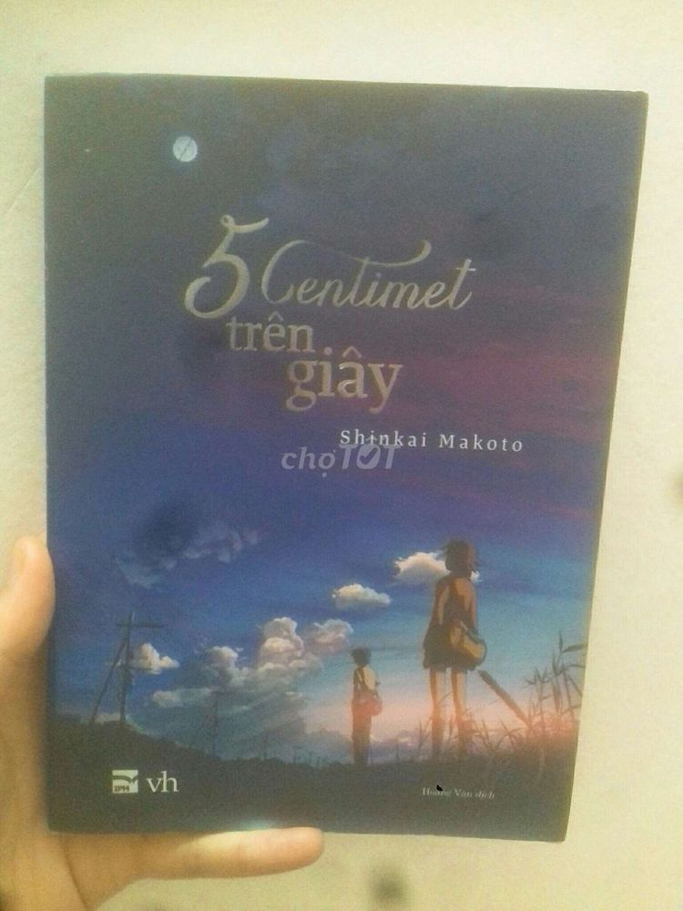 5cm/s - Shinkai Makoto