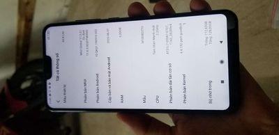 Xiaomi Mi 8 Lite Xám Ram 6gb 128GB