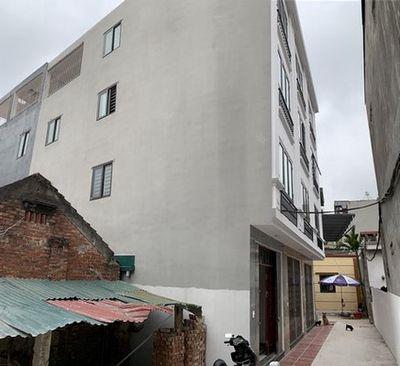 Nhà riêng P.Vân Trì-Bắc T.Liêm số 70A/16, 34m2+4T.