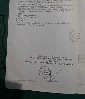 DÃY TRỌ 8P DT 125M ĐƯỜNG 6M NGAY KCX LINH TRUNG 2