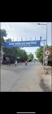 Bán nền tặng nhà kdc metro
