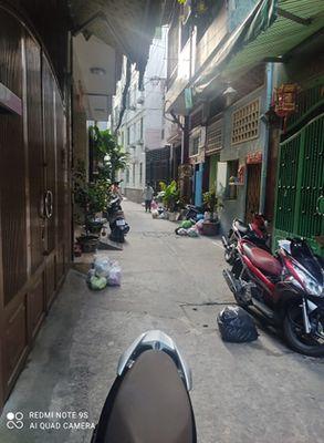 Bán nhà riêng ngayTTQuận 5-Hẻm 4m An ninh,Yên tĩnh