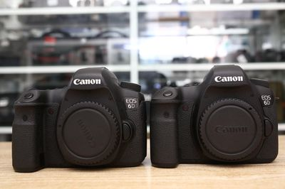 Canon EOS 6D hàng đẹp nguyên Zin