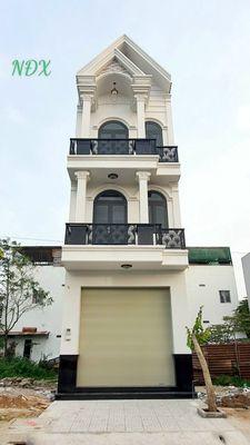 Nhà trệt 2 lầu KDC Hưng Phú, Cái Răng, Cần Thơ